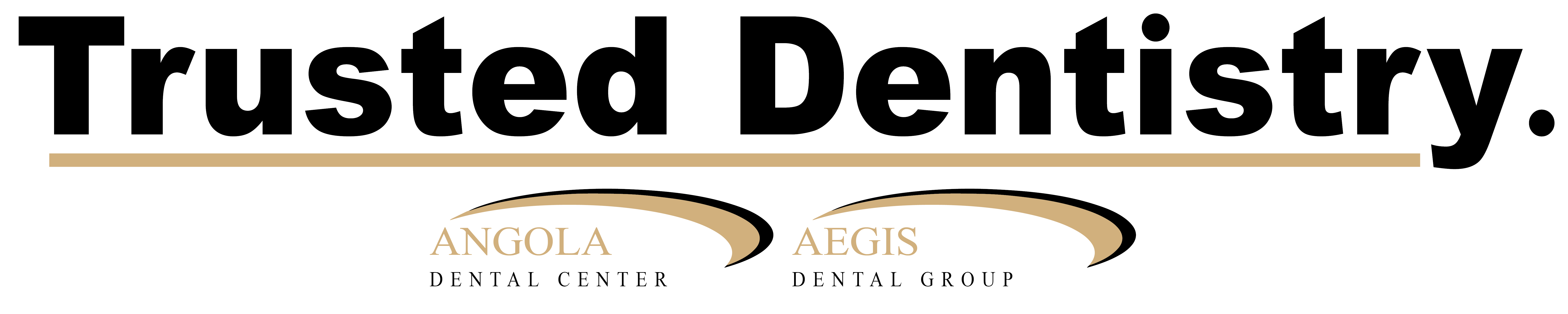 Aegis Trusted Dentistry.